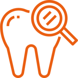 leistung icon Zahnmedizin